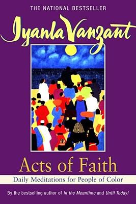 Acts of Faith By Vanzant, Iyanla